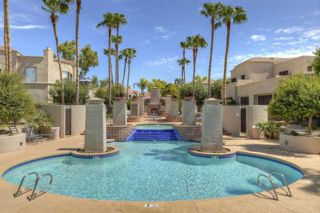 Photo of 8989 N GAINEY CENTER Drive #118, Scottsdale, AZ 85258