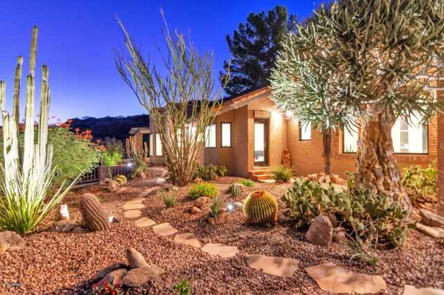 Photo of 6443 E EL SENDERO Road, Carefree, AZ 85377
