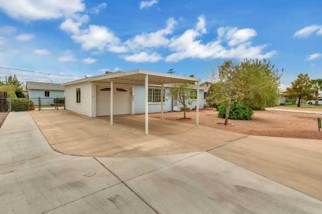 Photo of 11329 W DULUTH Avenue, Youngtown, AZ 85363