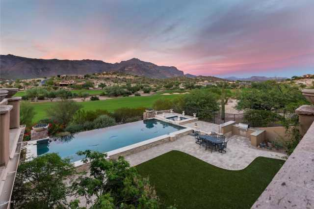 Photo of 9046 E QUARTZ MOUNTAIN Drive, Gold Canyon, AZ 85118