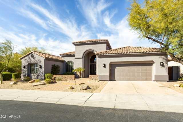Photo of 10010 E RIDGERUNNER Drive, Scottsdale, AZ 85255