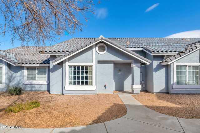 Photo of 860 N MCQUEEN Road #1124, Chandler, AZ 85225
