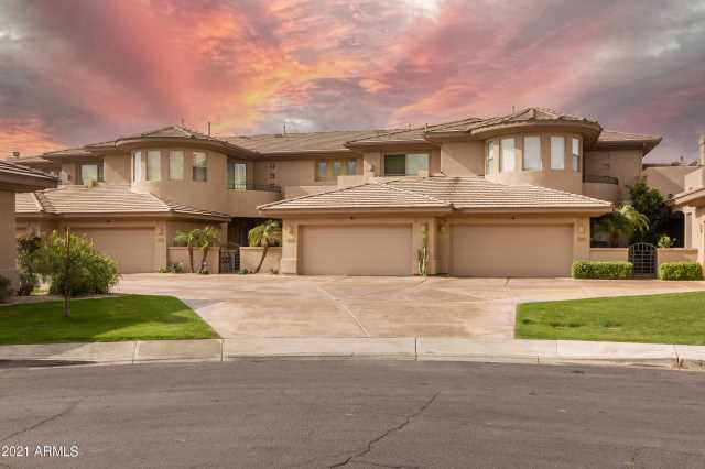 Photo of 15240 N CLUBGATE Drive #159, Scottsdale, AZ 85254