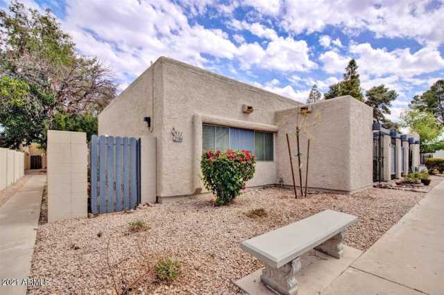 Photo of 551 S ALLRED Drive, Tempe, AZ 85281