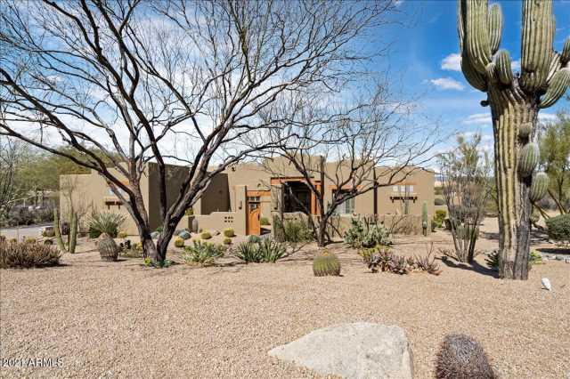 Photo of 8068 E ARROYO HONDO Road, Scottsdale, AZ 85266