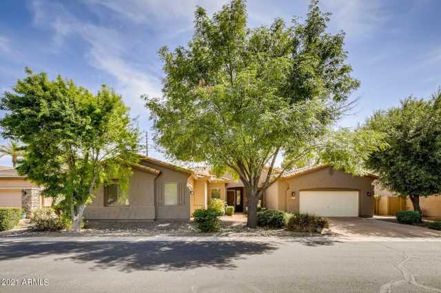 Photo of 2181 W MARLIN Drive, Chandler, AZ 85286