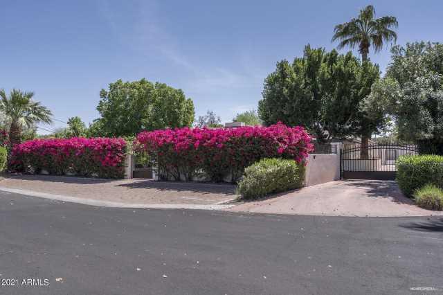 Photo of 5735 E ORANGE BLOSSOM Lane, Phoenix, AZ 85018