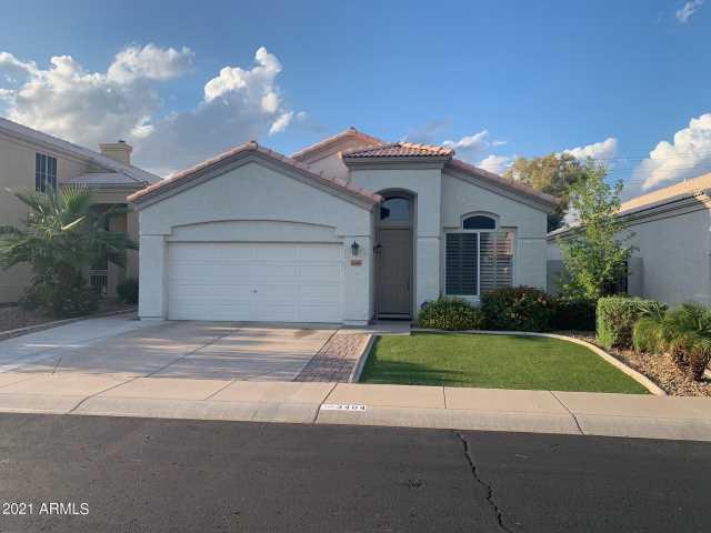 Photo of 3404 W MEGAN Street, Chandler, AZ 85226