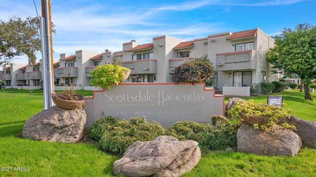 Photo of 885 N GRANITE REEF Road #74, Scottsdale, AZ 85257