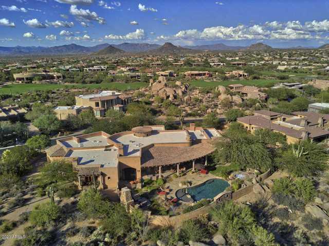 Photo of 10649 E GREYTHORN Drive, Scottsdale, AZ 85262