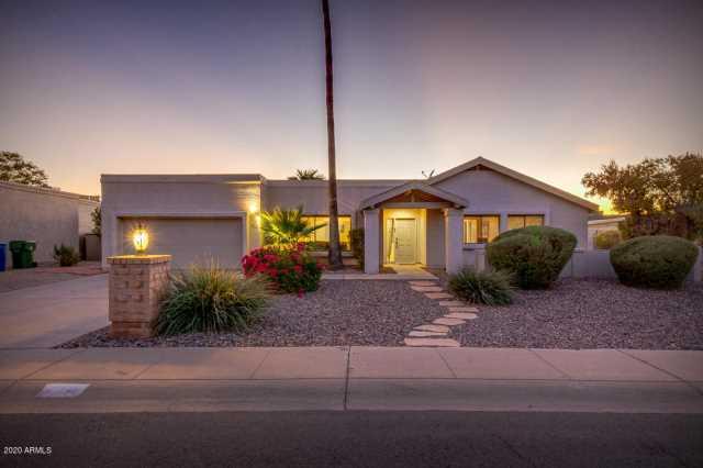 Photo of 4008 S HEATHER Drive, Tempe, AZ 85282