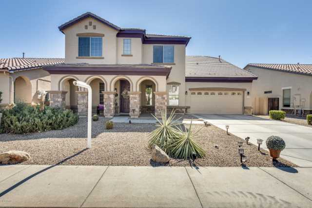 Photo of 2899 E FANDANGO Drive, Gilbert, AZ 85298