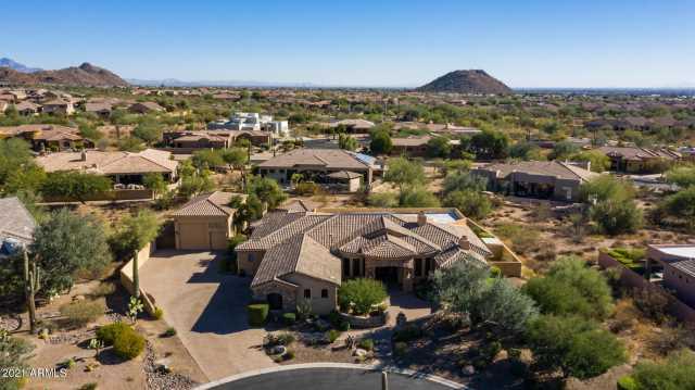 Photo of 8253 E KRAMER Circle, Mesa, AZ 85207