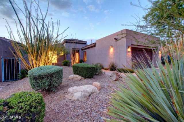 Photo of 6522 E NIGHT GLOW Circle, Scottsdale, AZ 85266