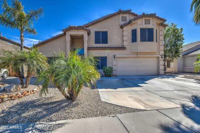 Photo of 7433 W AURORA Drive, Glendale, AZ 85308