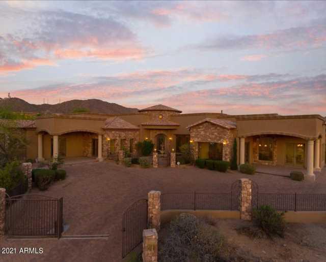 Photo of 4211 N EL SERENO Circle, Mesa, AZ 85207