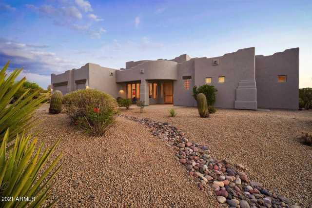 Photo of 36768 N TWILIGHT Trail, Carefree, AZ 85377