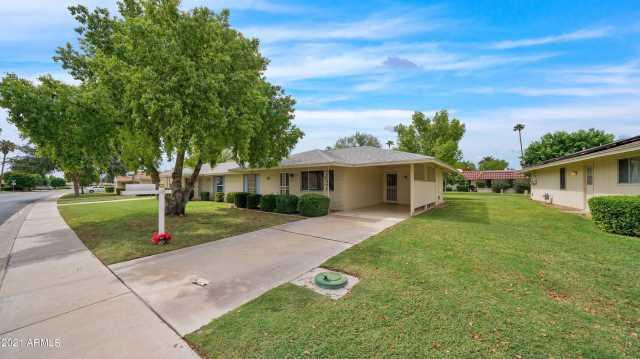 Photo of 10307 W PRAIRIE HILLS Circle, Sun City, AZ 85351