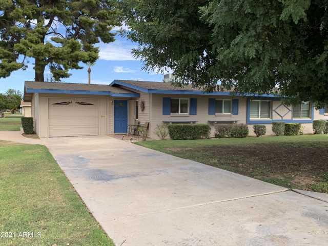 Photo of 11032 W PEORIA Avenue, Sun City, AZ 85351