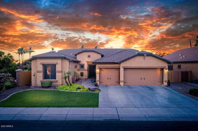 Photo of 3794 E MEADOWVIEW Drive, Gilbert, AZ 85298