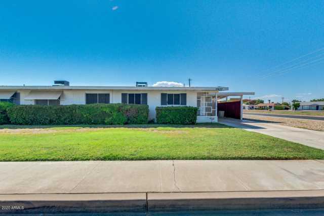 Photo of 10450 N 105TH Avenue, Sun City, AZ 85351