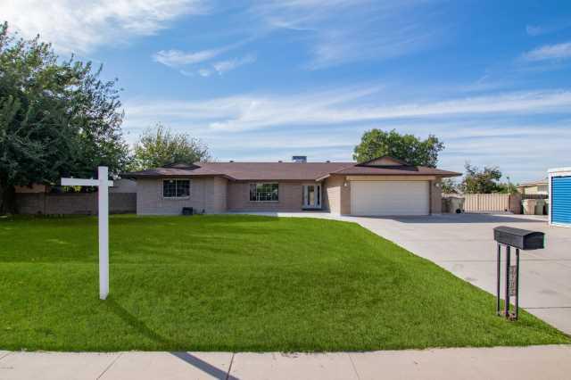 Photo of 5405 W TIERRA BUENA Lane, Glendale, AZ 85306
