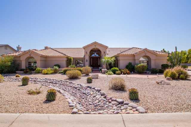 Photo of 7363 W PORT AU PRINCE Lane, Peoria, AZ 85381
