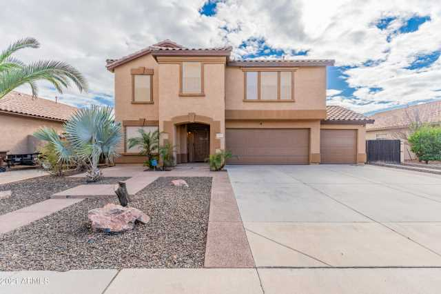 Photo of 10773 W CARLOTA Lane, Sun City, AZ 85373