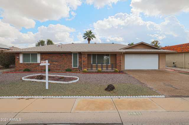 Photo of 11615 N 97TH Avenue, Sun City, AZ 85351