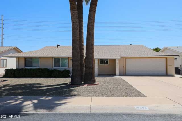 Photo of 10243 N BALBOA Drive, Sun City, AZ 85351