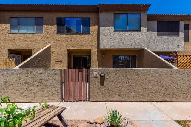 Photo of 2121 S PENNINGTON Street #28, Mesa, AZ 85202