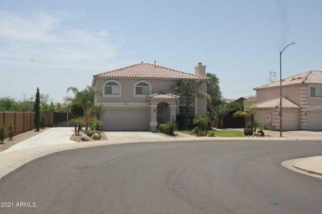 Photo of 11001 W BELMONT Avenue, Glendale, AZ 85307