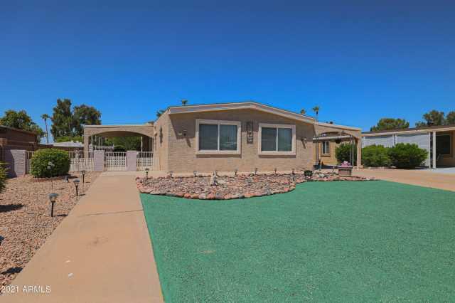 Photo of 9012 E Olive Lane N, Sun Lakes, AZ 85248