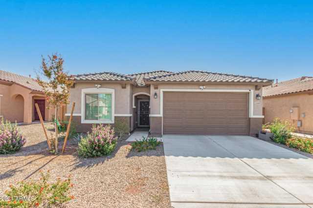 Photo of 25959 W VISTA NORTH Drive, Buckeye, AZ 85396